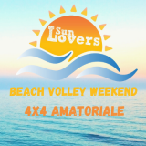 SunLovers 4x4 Amatoriali - BV Weekend