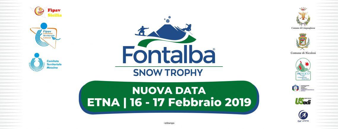 Snow Volley (16/02) - Fontalba Snow Trophy 2019