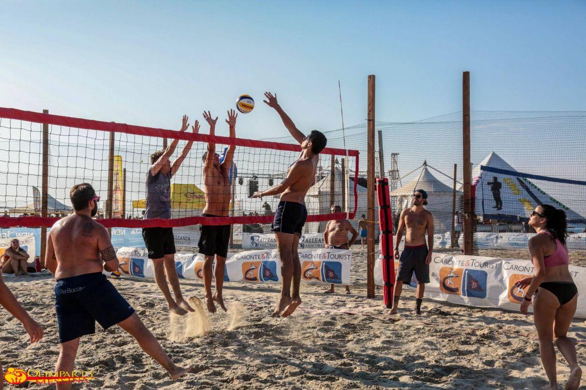 Kill Beach Olimparty 2019 - Fasi preliminari