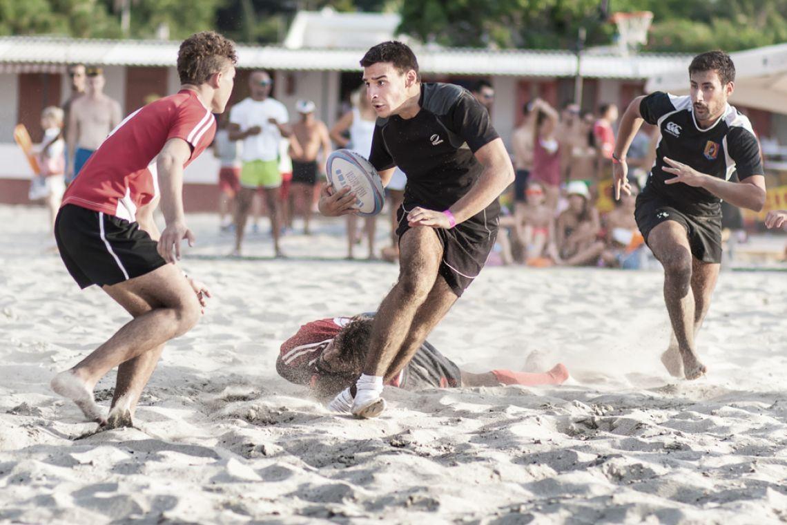 Beach Rugby #MOP 2018