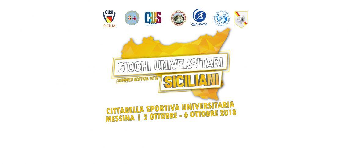Giochi Universitari Siciliani  2018 - Beach Volley