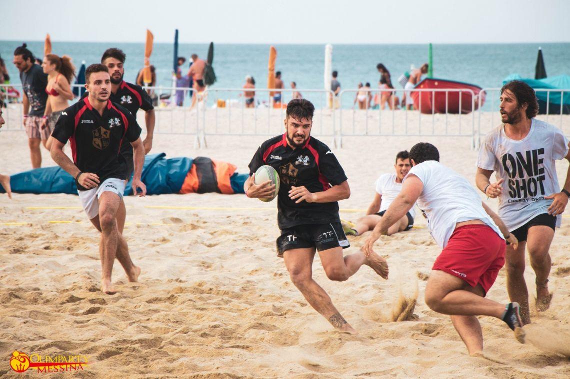 Beach Rugby Junior 2019
