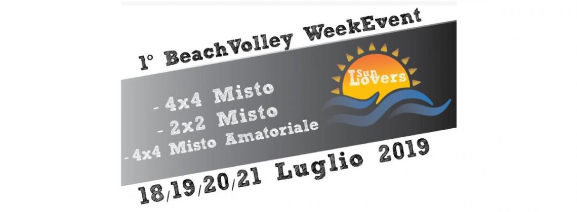 BeachVolley Week - 4x4 MT Tesserati