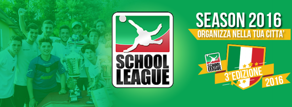 Torneo school league Maurolico 2015/16