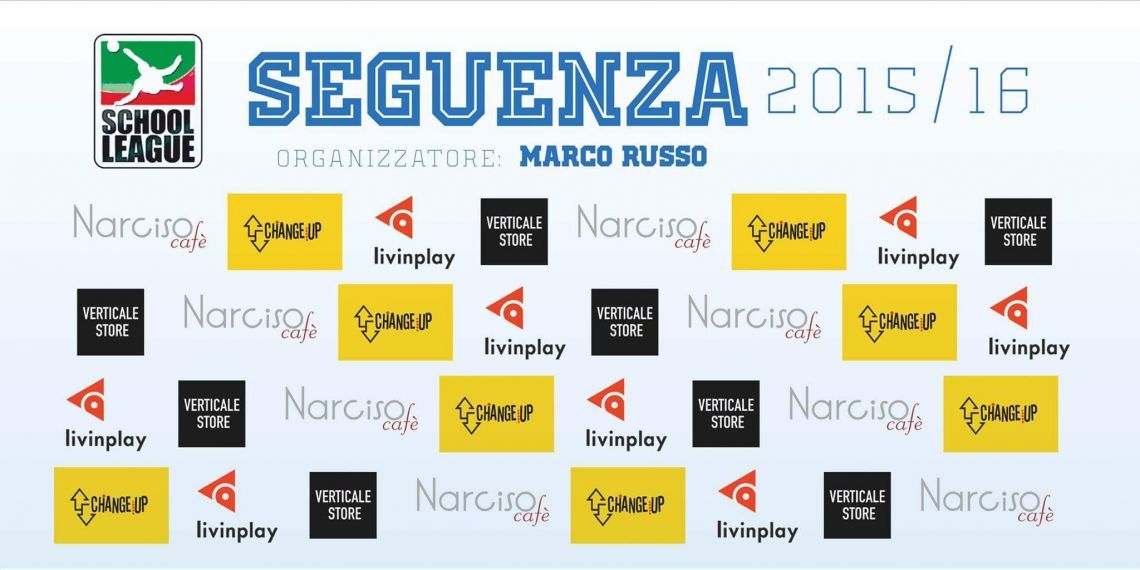 Torneo School League Seguenza BIENNIO 2015/16