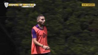 Semifinale (RITORNO): Foggia VS Juve Stabia [4-8]